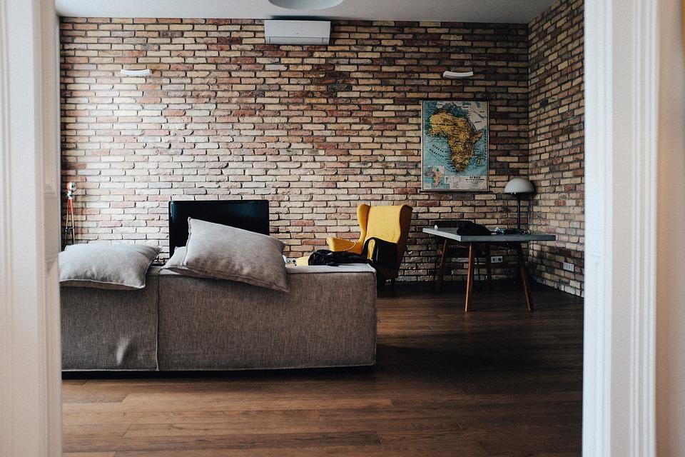Des murs de briques : idées originales pour les embellir