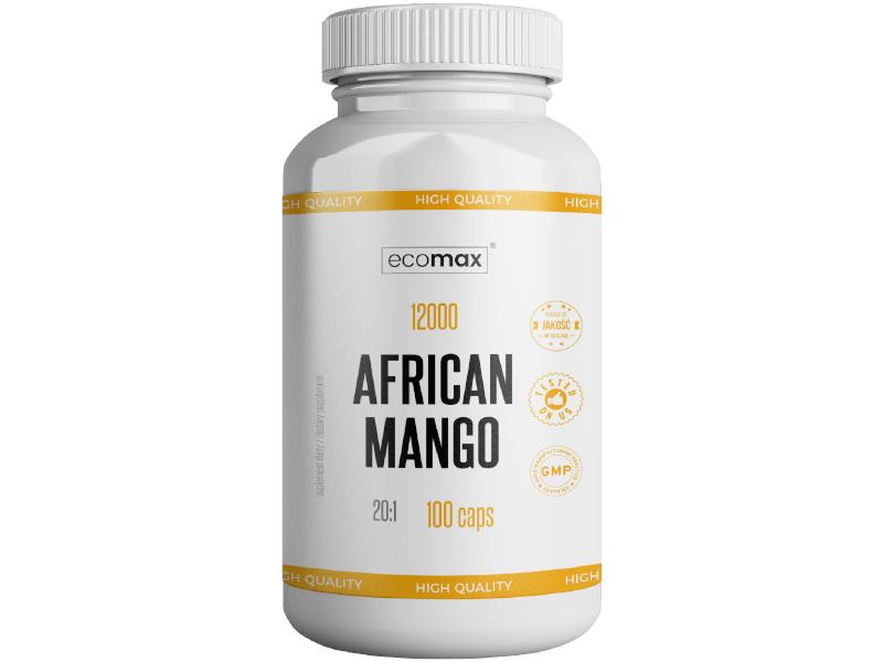 Les composants de l'African Mango et les effets de sa consommation sur l'organisme