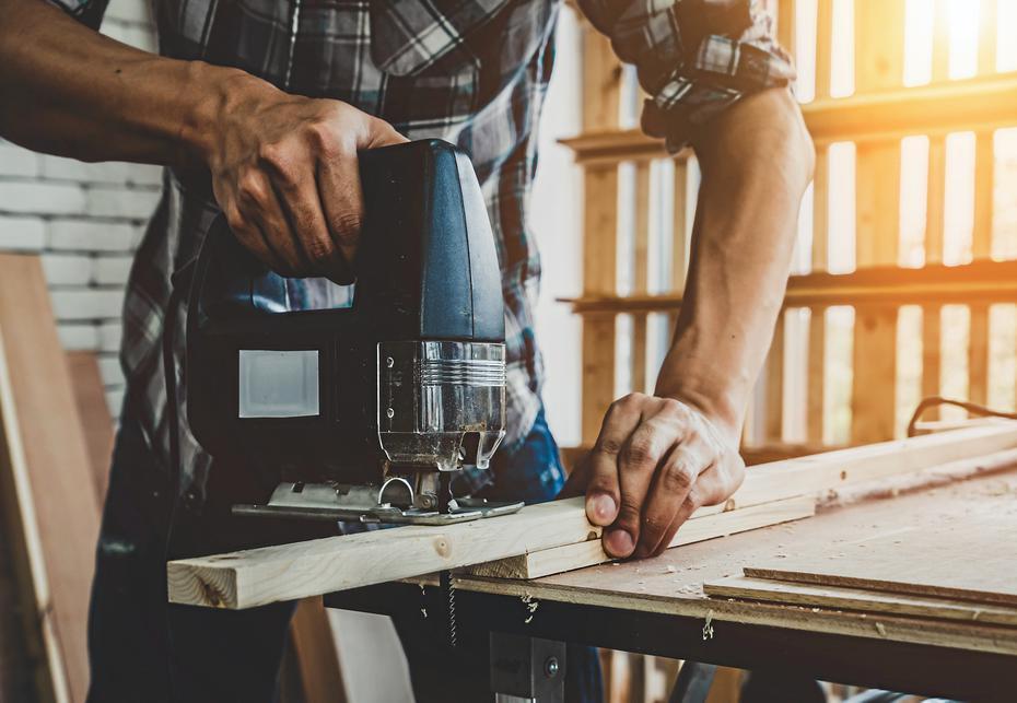 Rénovation : Les petits travaux pour la maison et le jardin