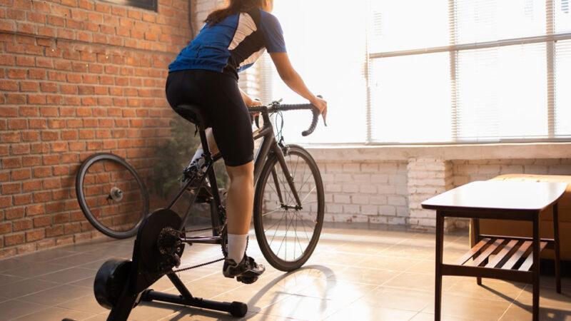 Le bon réglage d'un vélo appartement !