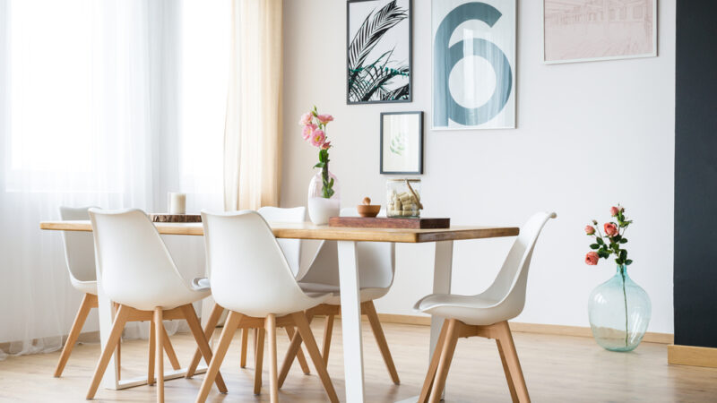Astuce déco : comment choisir votre chaise scandinave?